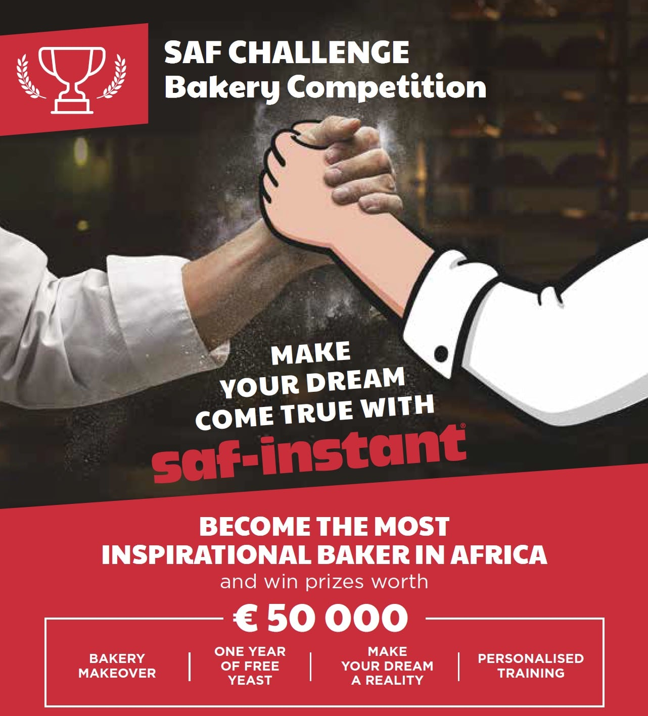 Saf Challenge poster