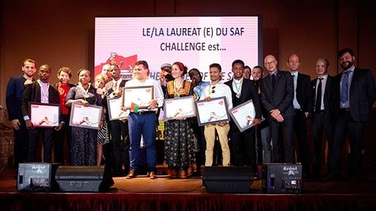 saf challenge winner